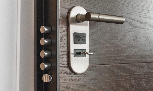 Locksmiths door