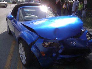 wreck broken collision